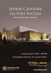 Senior Capstone Lecture Recital: Brianna Spottsville