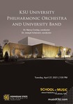 University Philharmonic Orchestra & University Band