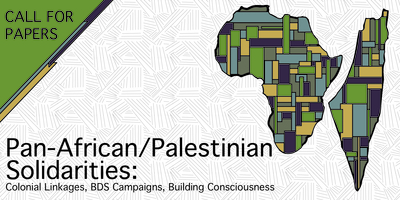 Call For Papers - Pan-African Palestinian Solidarities