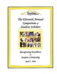 2006 - The Eleventh Annual Symposium of Student Scholars