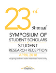 2018 - The Twenty-third Annual Symposium of Student Scholars