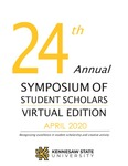 2020 - The Twenty-fourth Annual Symposium of Student Scholars