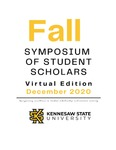 2020 - Fall Symposium of Student Scholars
