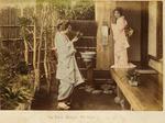 Theodor Ziegler Photo Scrapbook [page 082 top right, Yokohama] by Theodor Ziegler, John Alan Ziegler, and Nancy Nuckles Colyar
