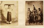Theodor Ziegler Photo Scrapbook [page 174 left, Manila] by Theodor Ziegler, John Alan Ziegler, and Nancy Nuckles Colyar