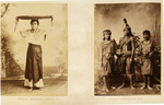 Theodor Ziegler Photo Scrapbook [page 174 right, Manila] by Theodor Ziegler, John Alan Ziegler, and Nancy Nuckles Colyar