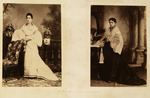 Theodor Ziegler Photo Scrapbook [page 175 left Manila] by Theodor Ziegler, John Alan Ziegler, and Nancy Nuckles Colyar